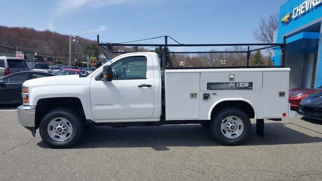 2017 Silverado 2500 Regular Cab 4x4, Reading Service Body #27052 - photo 5