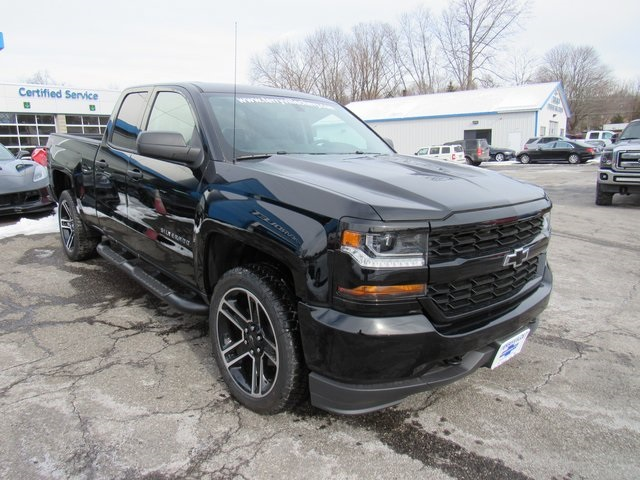 2017 Silverado 1500 Double Cab 4x4,  Pickup #27078 - photo 3