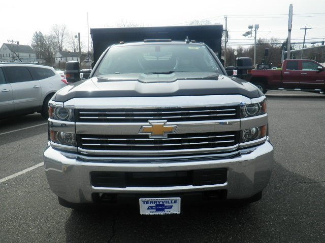 2017 Silverado 3500 Regular Cab DRW 4x4, Rugby Dump Body #27135 - photo 5