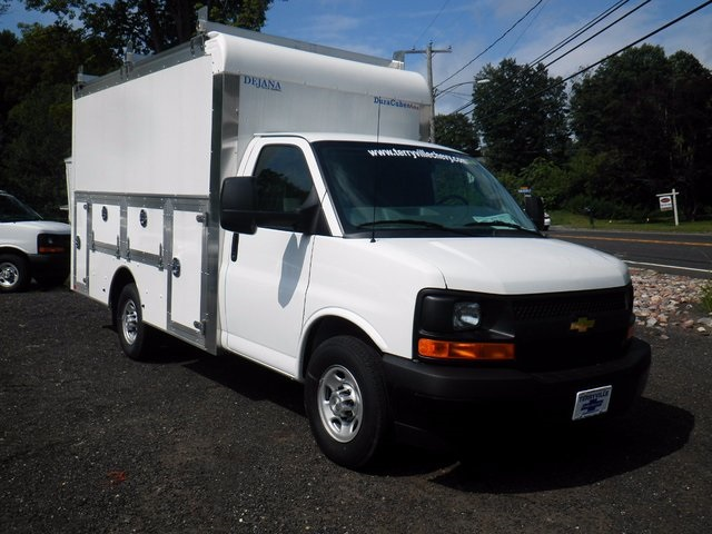2017 Express 3500, Service Utility Van #27170 - photo 3