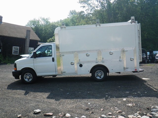 2017 Express 3500, Service Utility Van #27170 - photo 5