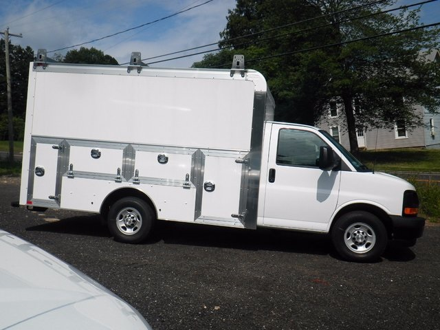 2017 Express 3500, Service Utility Van #27170 - photo 8