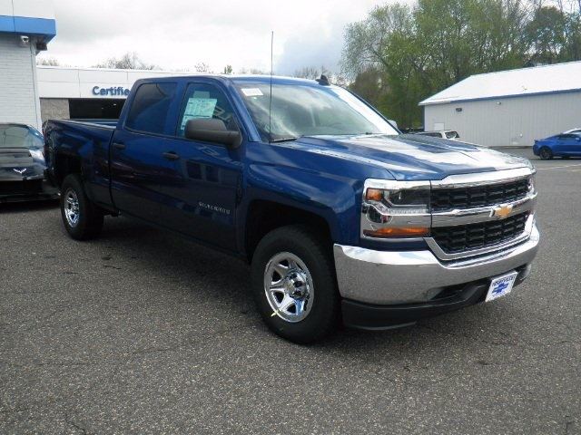 2017 Silverado 1500 Crew Cab 4x4 Pickup #27192 - photo 3