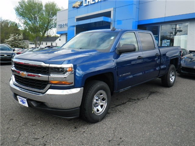 2017 Silverado 1500 Crew Cab 4x4 Pickup #27192 - photo 1