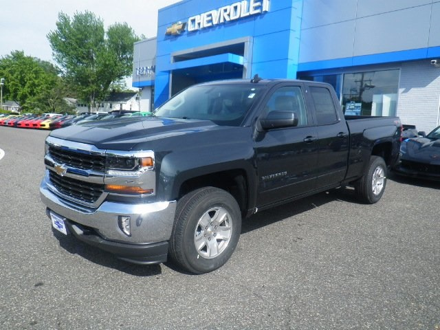 2017 Silverado 1500 Double Cab 4x4 Pickup #27215 - photo 1