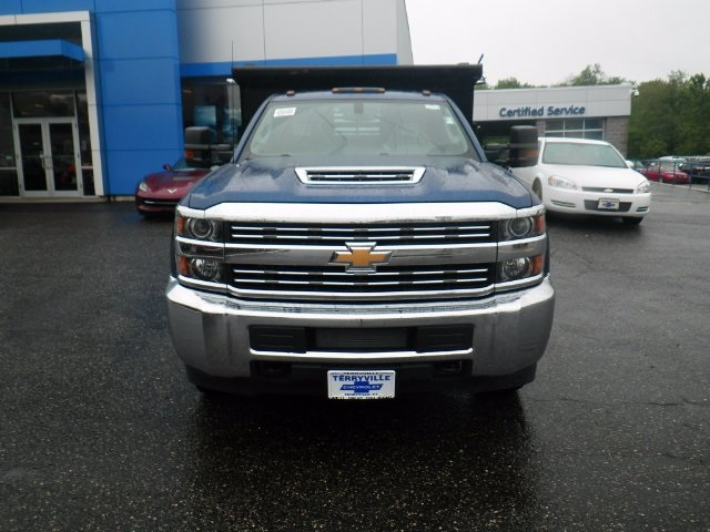 2017 Silverado 3500 Regular Cab 4x4 Dump Body #27226 - photo 4