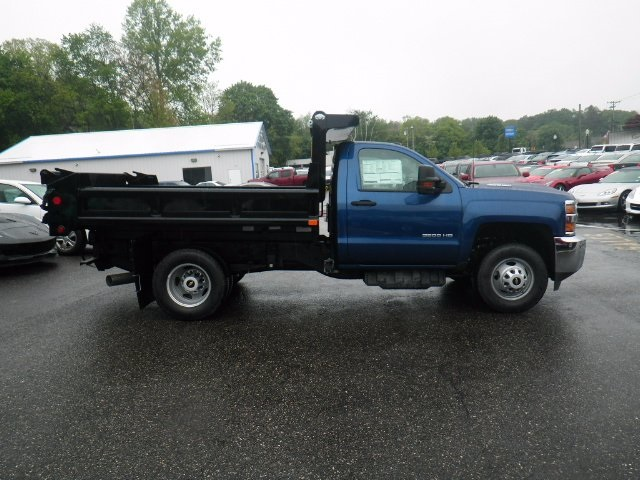2017 Silverado 3500 Regular Cab 4x4 Dump Body #27226 - photo 8