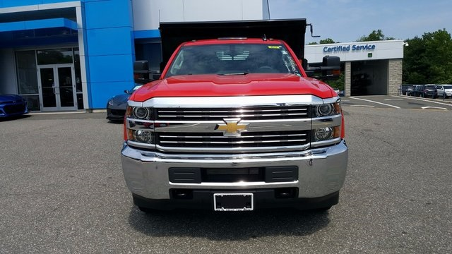 2017 Silverado 3500 Regular Cab DRW 4x4, Rugby Dump Body #27341 - photo 4