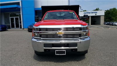 2017 Silverado 3500 Regular Cab DRW 4x4, Rugby Eliminator LP Steel Dump Body #27341 - photo 4