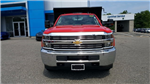 2017 Silverado 3500 Regular Cab 4x4, Rugby Dump Body #27341 - photo 4
