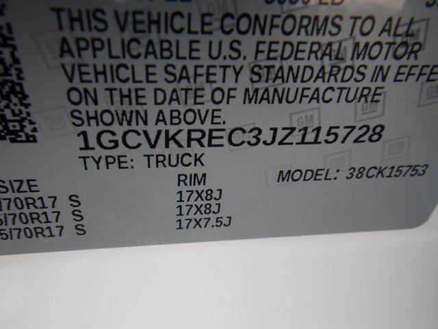2018 Silverado 1500 Double Cab 4x4,  Pickup #27357 - photo 14