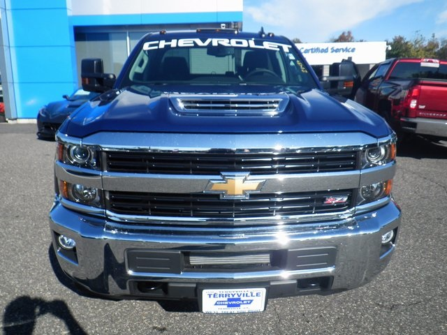 2017 Silverado 2500 Double Cab 4x4 Pickup #27439 - photo 4