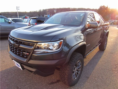 2018 Colorado Extended Cab 4x4, Pickup #27459 - photo 1