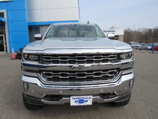 2018 Silverado 1500 Crew Cab 4x4,  Pickup #27484 - photo 4