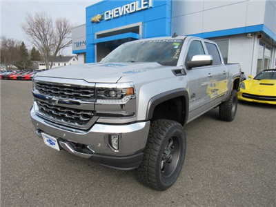 2018 Silverado 1500 Crew Cab 4x4,  Pickup #27484 - photo 1
