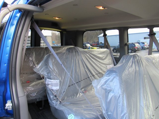 2018 Express 2500 4x2,  Quigley Motor Company 4x4 Upfitted Cargo Van #27547 - photo 10