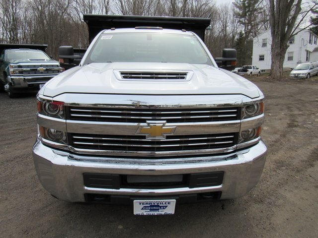 2018 Silverado 3500 Regular Cab DRW 4x4,  Air-Flo Dump Body #27566 - photo 4