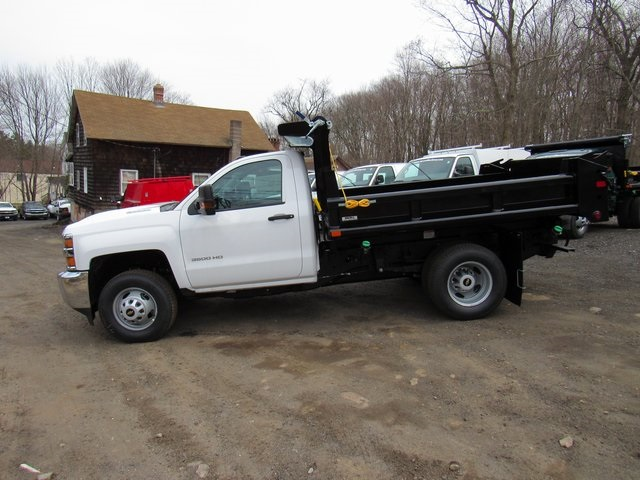 2018 Silverado 3500 Regular Cab DRW 4x4,  Air-Flo Dump Body #27566 - photo 5