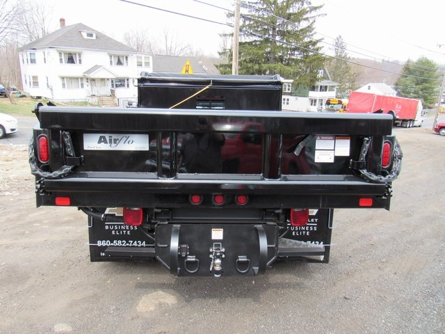 2018 Silverado 3500 Regular Cab DRW 4x4,  Air-Flo Dump Body #27566 - photo 6