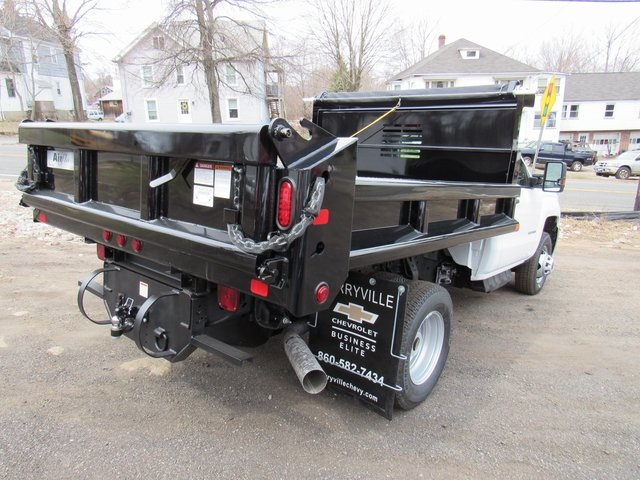 2018 Silverado 3500 Regular Cab DRW 4x4,  Air-Flo Dump Body #27566 - photo 7