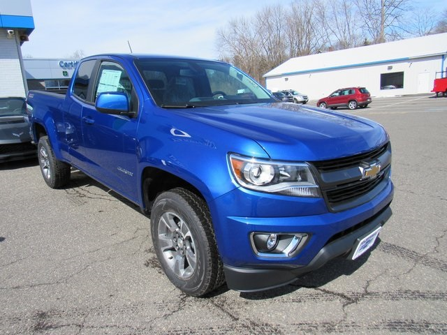 2018 Colorado Extended Cab 4x4,  Pickup #27596 - photo 3