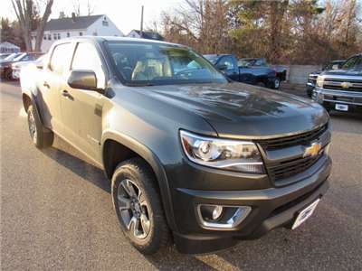 2018 Colorado Crew Cab 4x4, Pickup #27646 - photo 3