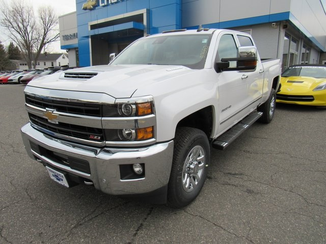 2018 Silverado 3500 Crew Cab 4x4, Pickup #27650 - photo 1