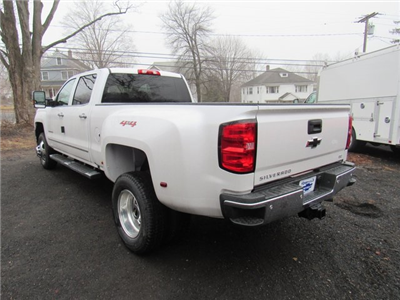 2018 Silverado 3500 Crew Cab 4x4, Pickup #27651 - photo 2