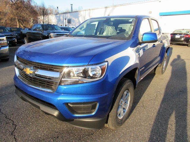 2018 Colorado Crew Cab 4x4,  Pickup #27657 - photo 1