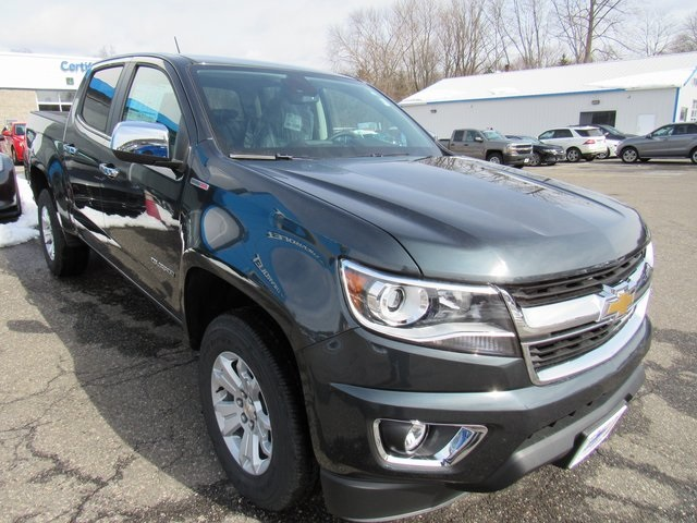 2018 Colorado Crew Cab 4x4, Pickup #27659 - photo 3