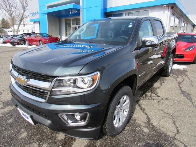 2018 Colorado Crew Cab 4x4, Pickup #27659 - photo 1