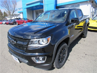 2018 Colorado Crew Cab 4x4,  Pickup #27673 - photo 1