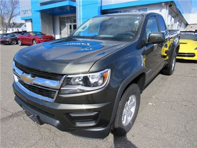 2018 Colorado Extended Cab 4x4, Pickup #27676 - photo 1