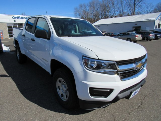 2018 Colorado Crew Cab 4x2,  Pickup #27689 - photo 3