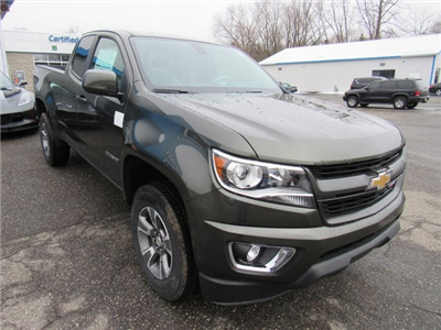 2018 Colorado Extended Cab 4x4, Pickup #27704 - photo 3