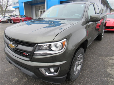 2018 Colorado Extended Cab 4x4, Pickup #27704 - photo 1