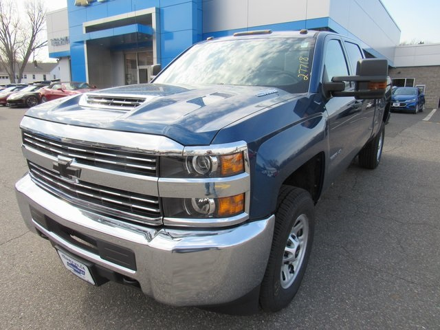 2018 Silverado 3500 Crew Cab 4x4,  Pickup #27718 - photo 1