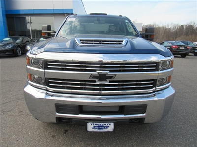 2018 Silverado 3500 Crew Cab 4x4,  Pickup #27718 - photo 4