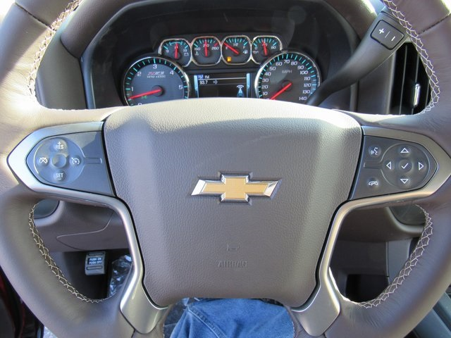 2018 Silverado 2500 Double Cab 4x4,  Pickup #27737 - photo 11