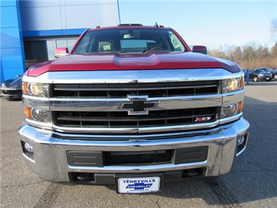 2018 Silverado 2500 Double Cab 4x4,  Pickup #27737 - photo 4