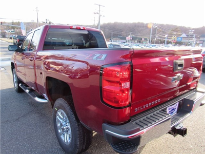 2018 Silverado 2500 Double Cab 4x4,  Pickup #27737 - photo 2