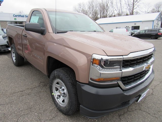 2018 Silverado 1500 Regular Cab 4x4,  Pickup #27744 - photo 3