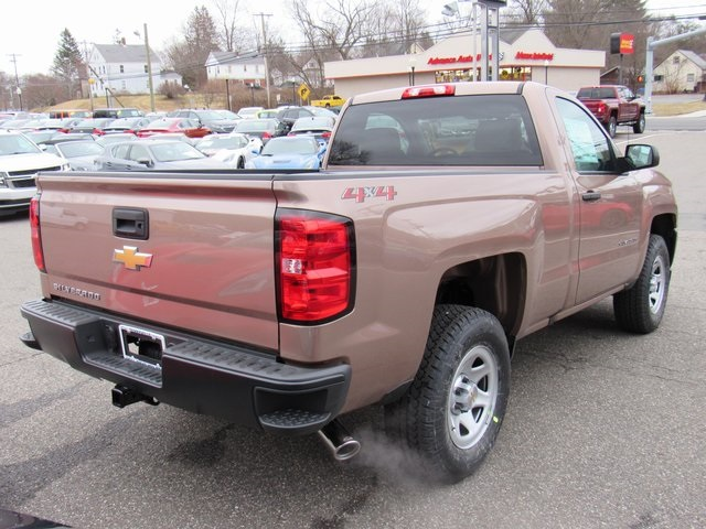 2018 Silverado 1500 Regular Cab 4x4,  Pickup #27744 - photo 7