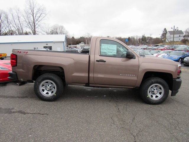 2018 Silverado 1500 Regular Cab 4x4,  Pickup #27744 - photo 8