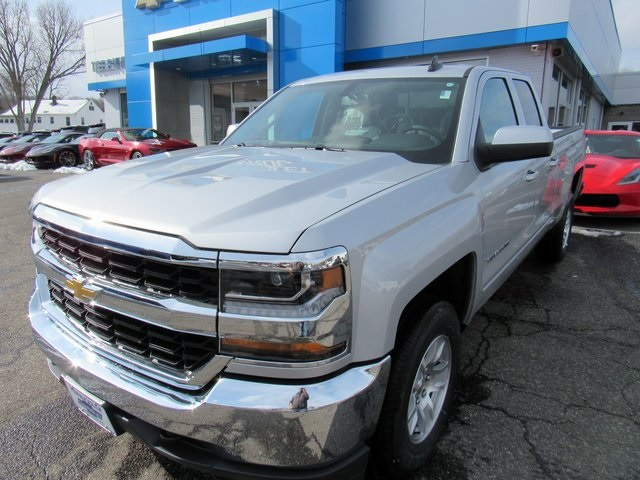 2018 Silverado 1500 Double Cab 4x4,  Pickup #27746 - photo 1