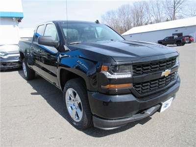 2018 Silverado 1500 Double Cab 4x4,  Pickup #27806 - photo 3