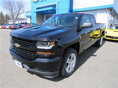 2018 Silverado 1500 Double Cab 4x4,  Pickup #27806 - photo 1