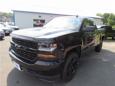 2018 Silverado 1500 Double Cab 4x4,  Pickup #27845 - photo 1
