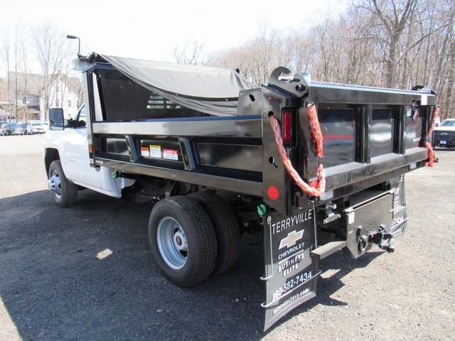 2018 Silverado 3500 Regular Cab DRW 4x4,  Reading Dump Body #27853 - photo 5