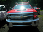 2018 Silverado 3500 Regular Cab DRW 4x4,  Reading Classic II Steel Service Body #28087 - photo 3